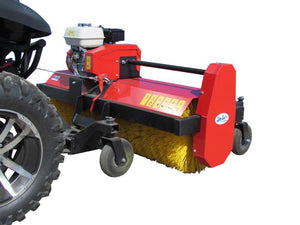 Rotary Broom 6.5hp (Briggs & Stratton)