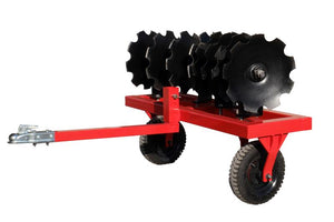 Flip Over Disc Cultivator