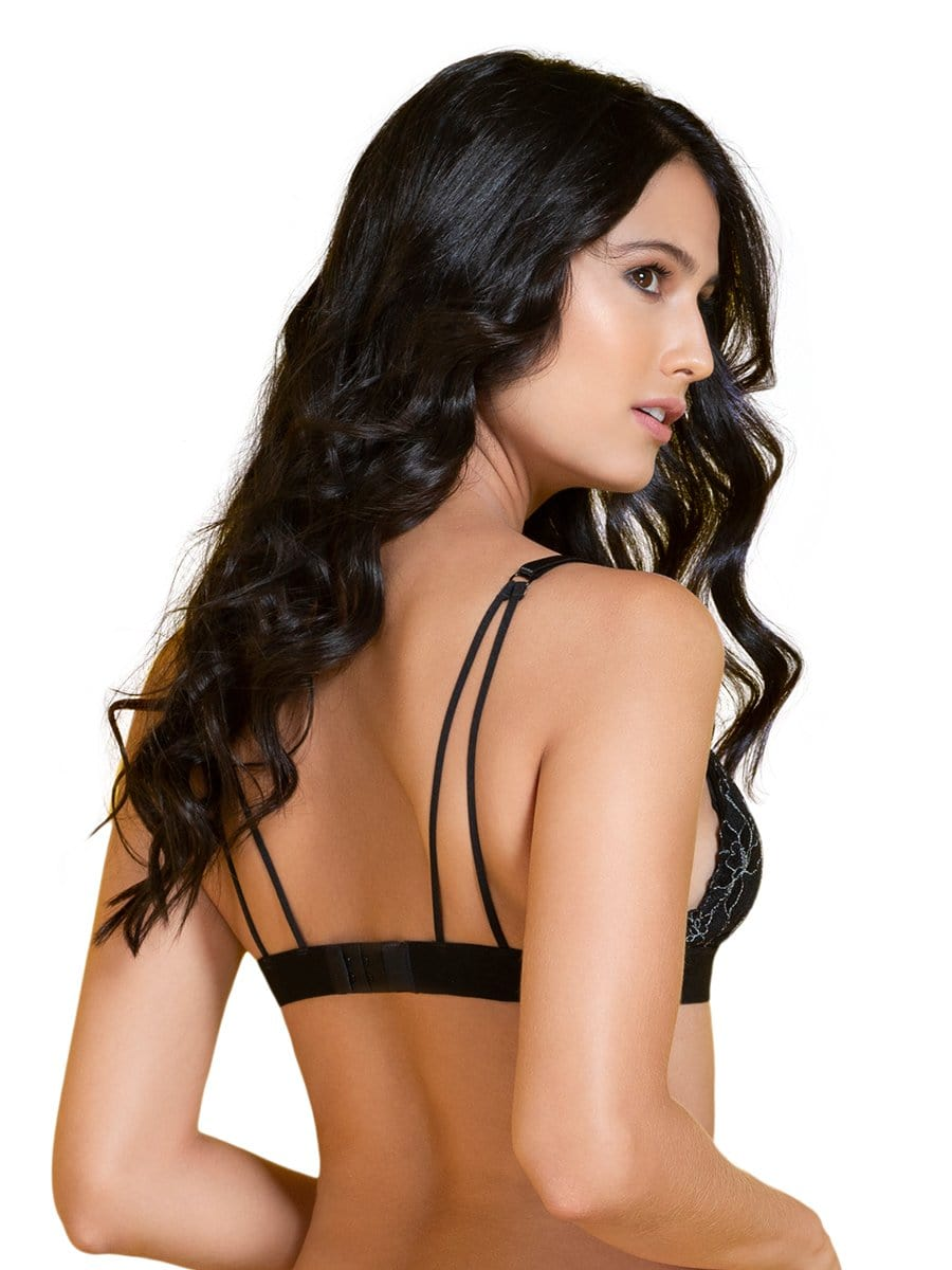 Bralette Junior Negro