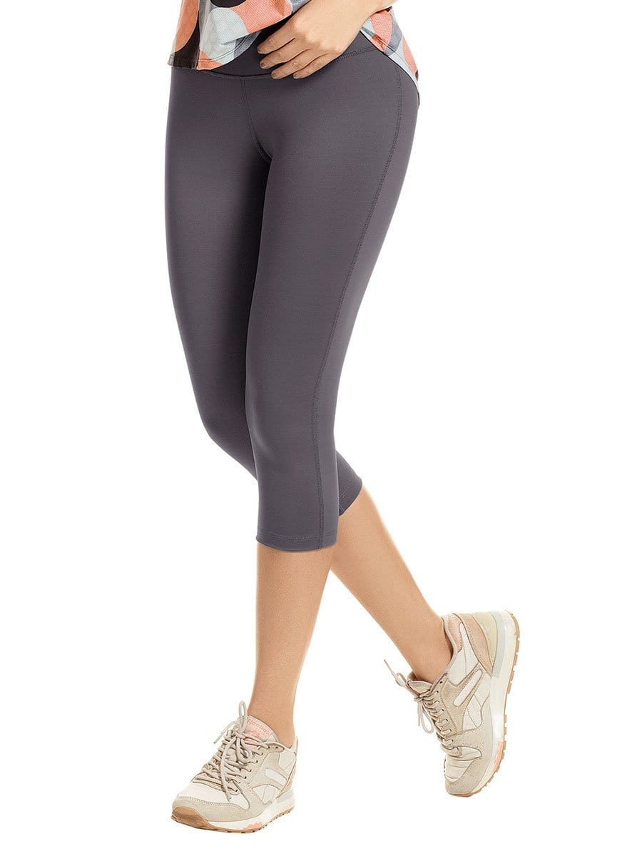 Leggings Gris Malva
