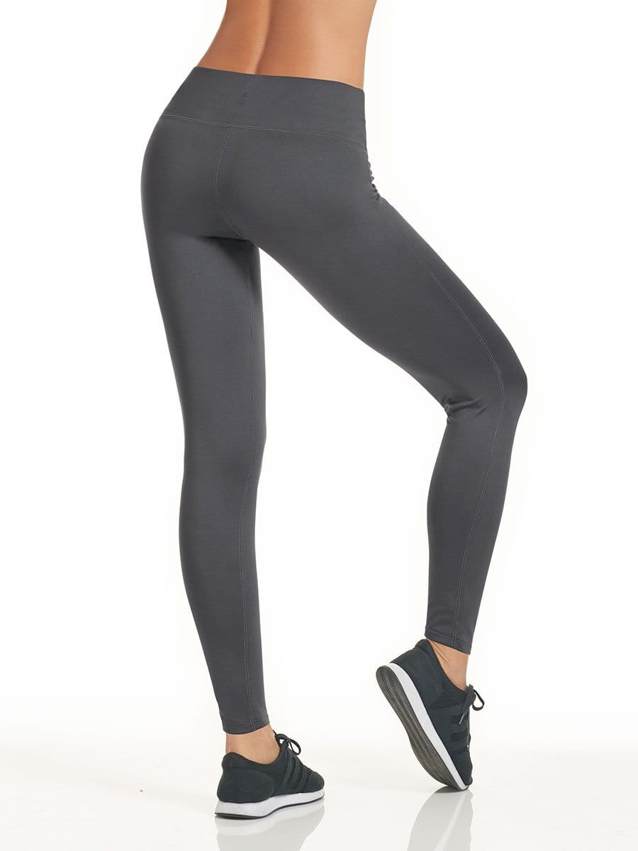 Leggings Deportivo Gris