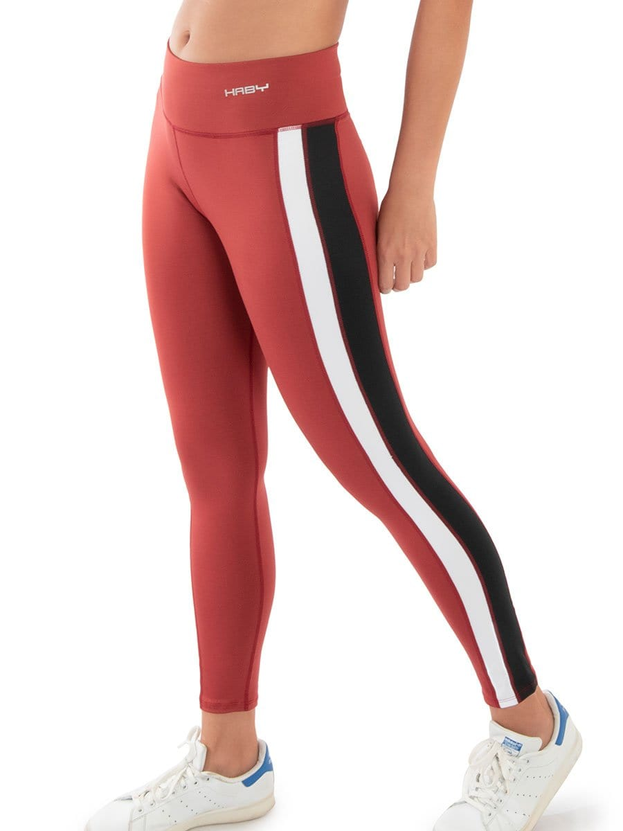 Leggins Terracota