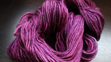 Worsted Hand Dyed Tonal Yarn