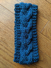 Braided Cable Headband - Bulky Knitting Pattern