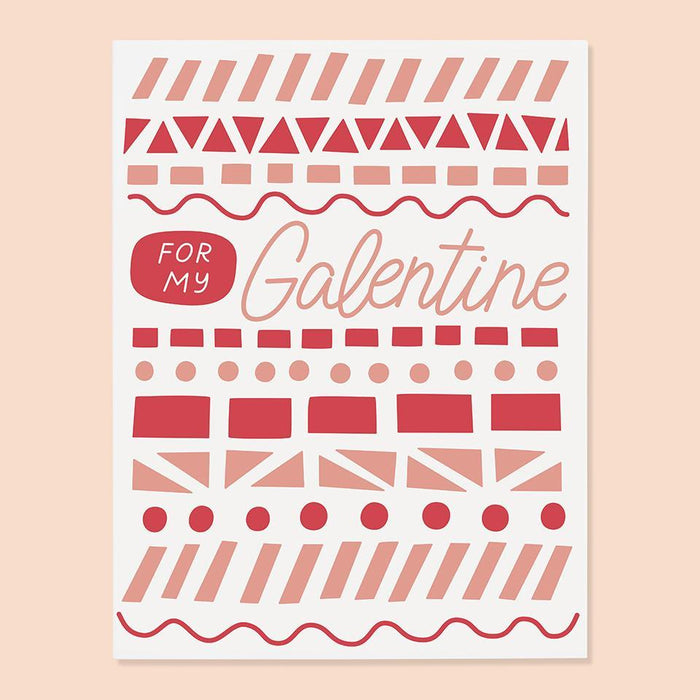 For My Galentine Card from The Good Twin