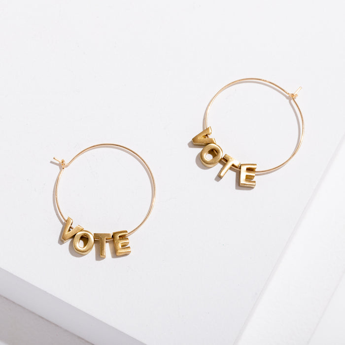 VOTE Earrings