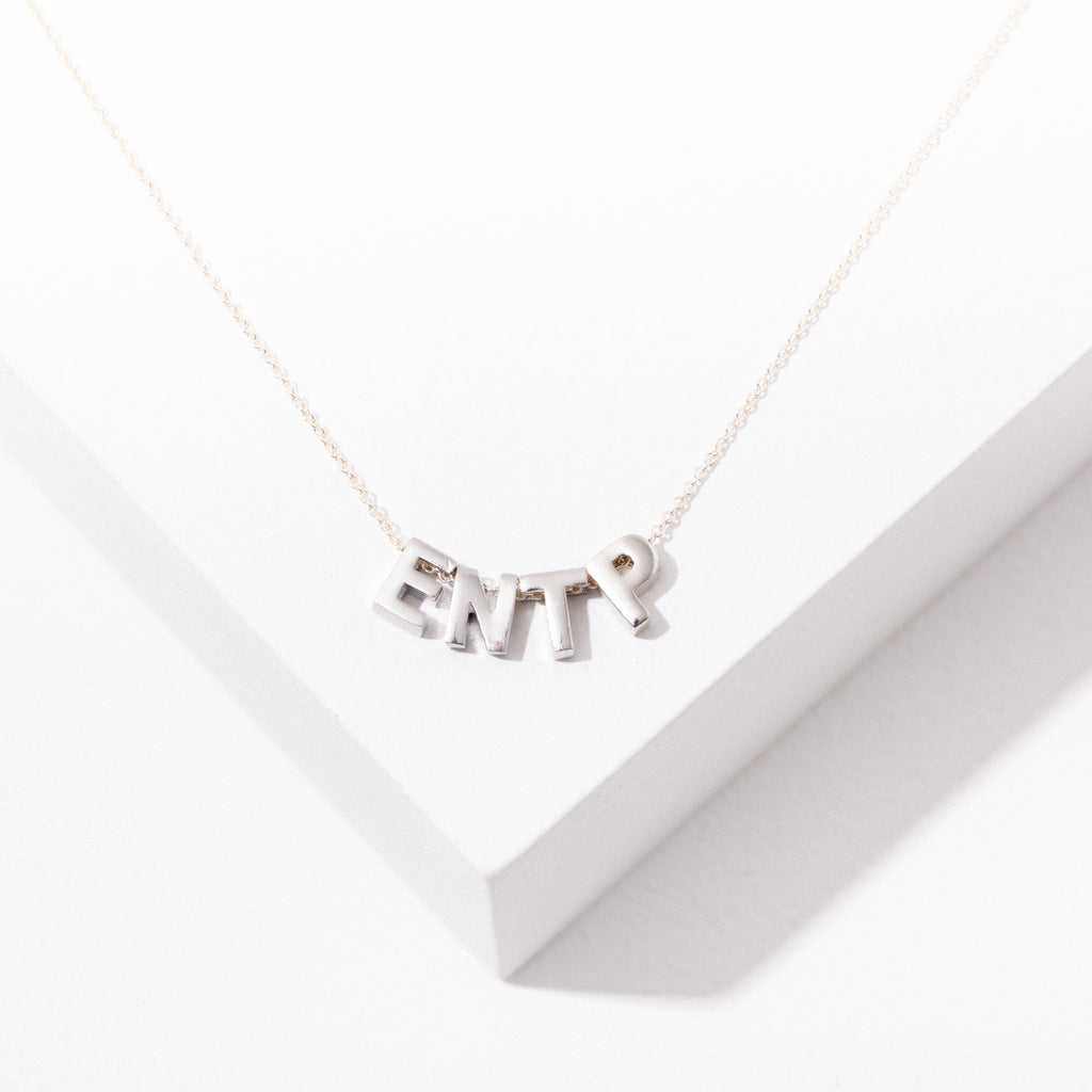 Myers Briggs Necklaces