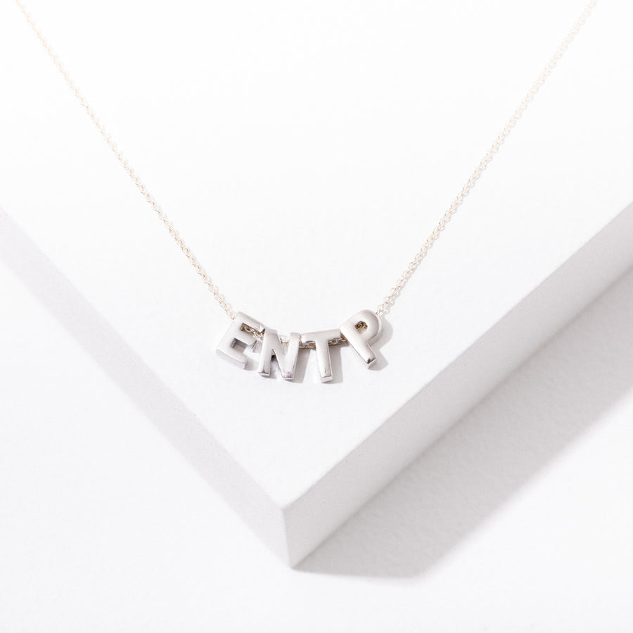 Myers Briggs Necklace