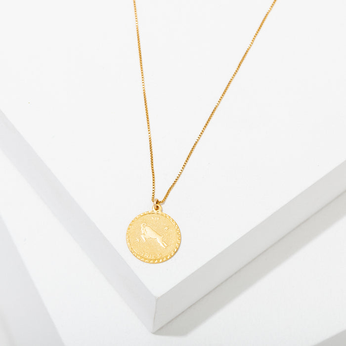Build Your Own Zodiac Necklace