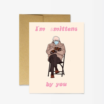 Bernie Smittens Card by Party Mountain