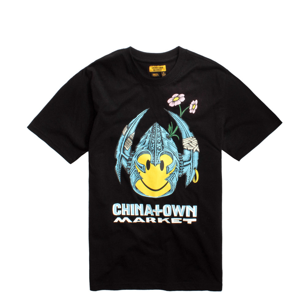 Chinatown Market Smiley Bones T-Shirt