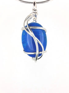 G07Z01 with bright blue howlite