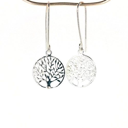 SSHME003 Tree of Life Earrings short