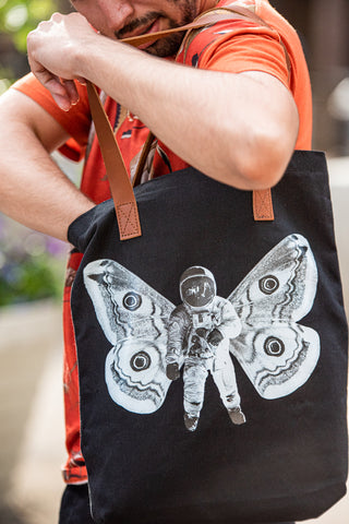 The Moth Limited-Edition Tote