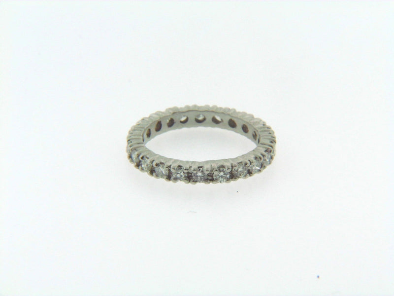Platinum Diamond Eternity Band | 18 Karat Appraisers | Beverly Hills, CA | Fine Jewelry