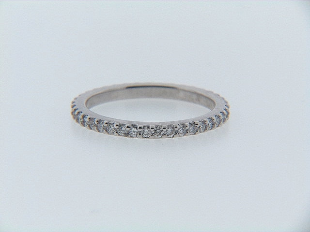 14K-WG DIAMOND ETERNITY BAND | 18 Karat Appraisers | Beverly Hills, CA | Fine Jewelry