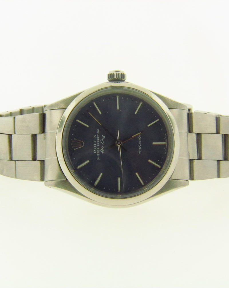 Gent's Stainless Steel Rolex Wristwatch