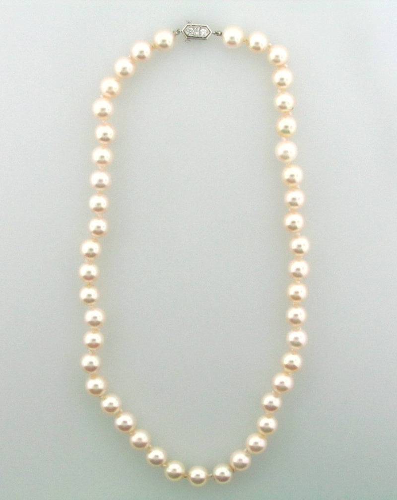 Pearl Necklace | 18 Karat Appraisers | Beverly Hills, CA | Fine Jewelry