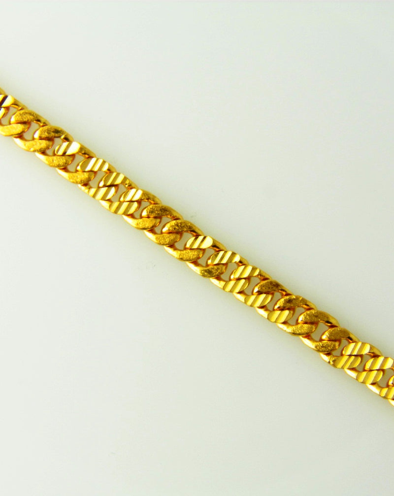 22K Yellow Gold, Bracelet