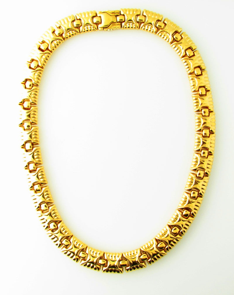 18K Yellow Gold Necklace | 18 Karat Appraisers | Beverly Hills, CA | Fine Jewelry