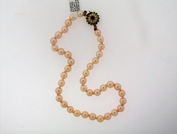 PEARL STRAND NECKLACE