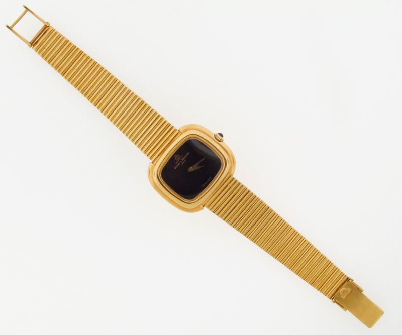 18K YELLOW GOLD WATCH | 18 Karat Appraisers | Beverly Hills, CA | Fine Jewelry