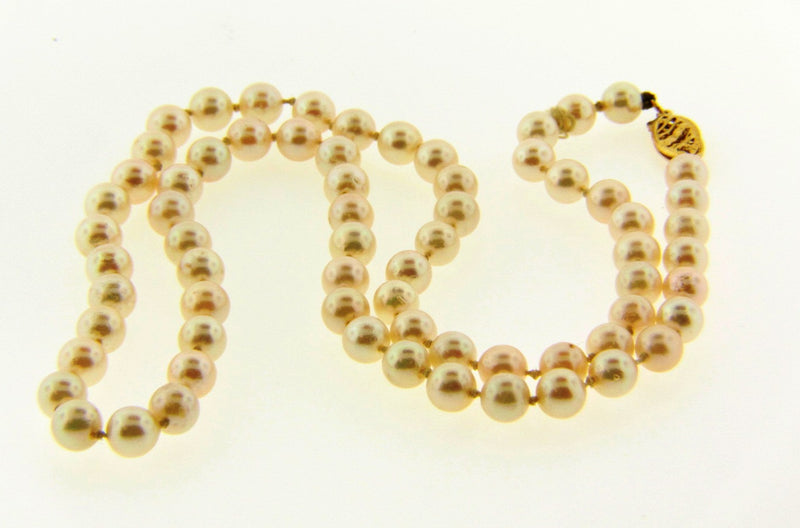 Pearl Strand Necklace | 18 Karat Appraisers | Beverly Hills, CA | Fine Jewelry