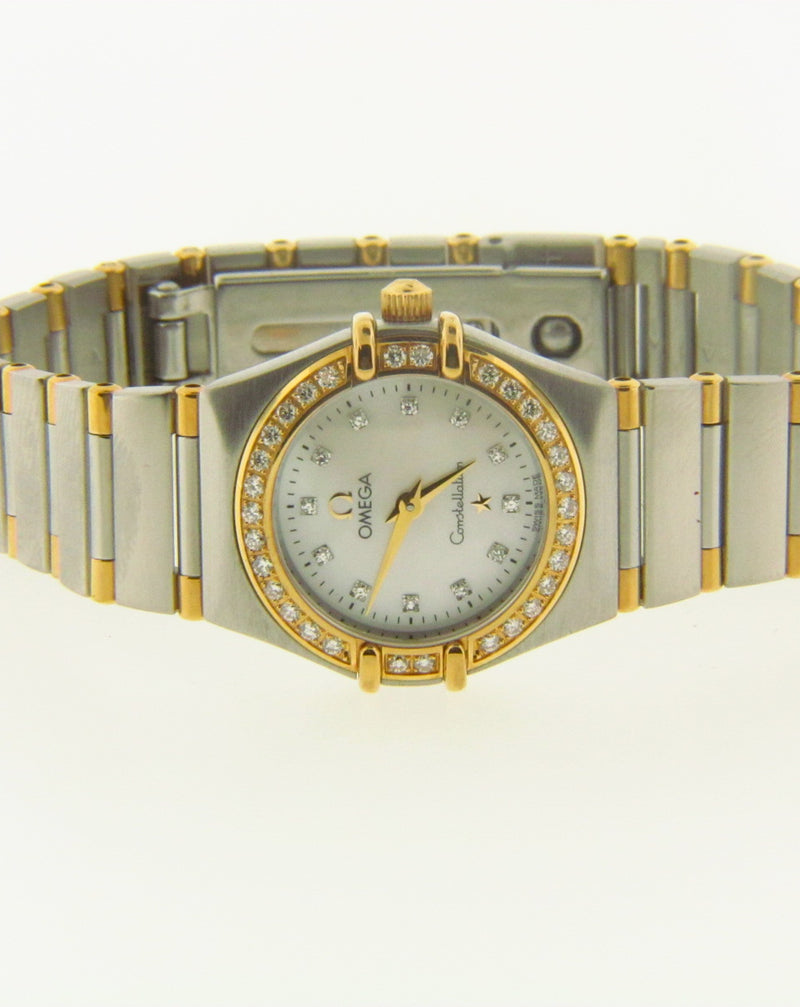 Lady's Omega Constellation Wristwatch