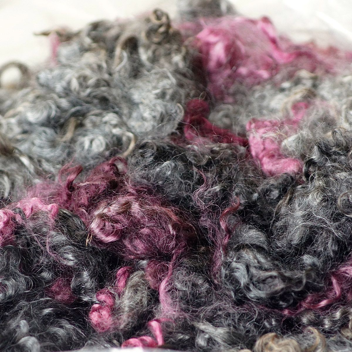 Chimney Rose Mohair Locks