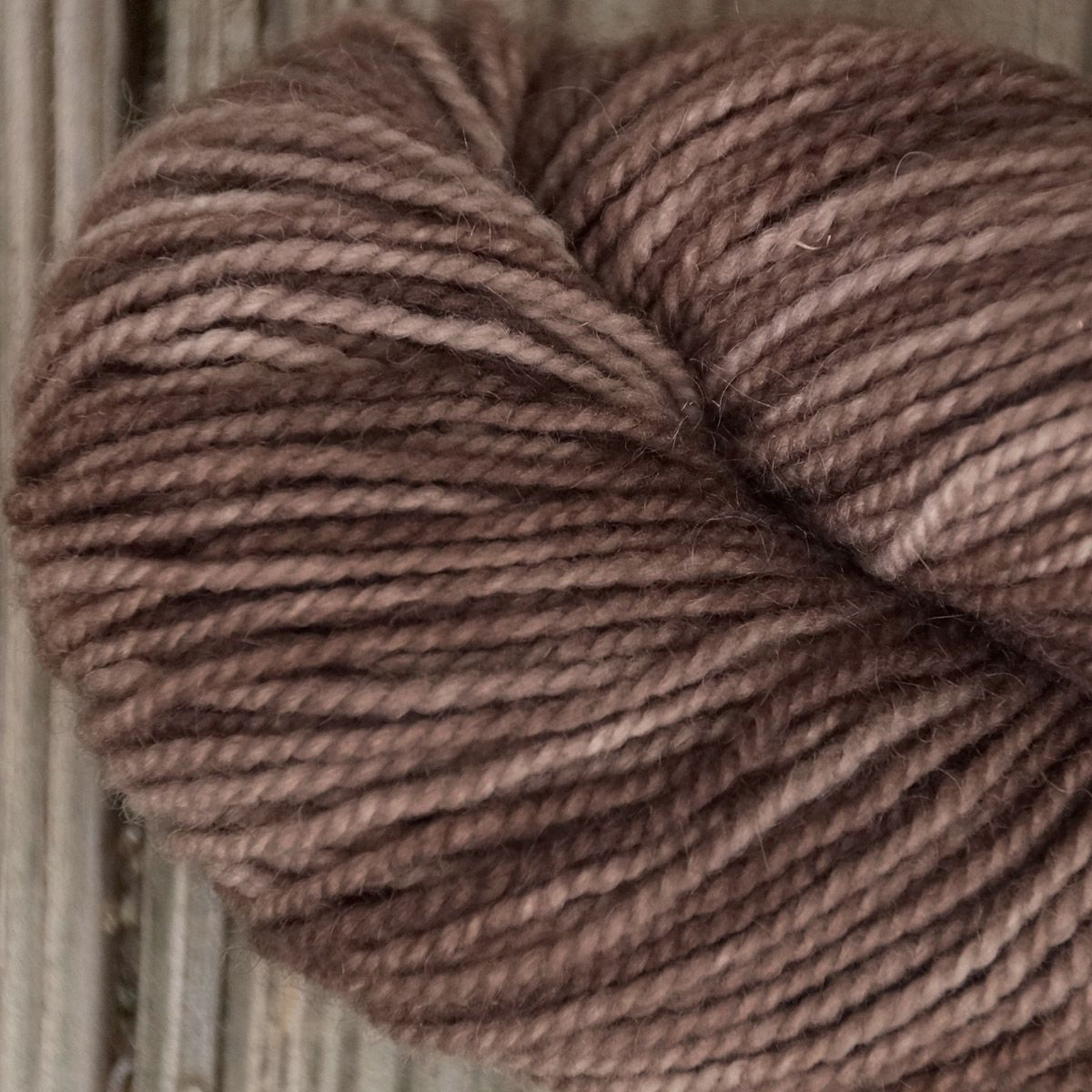Taupe Kettle-Dyed Yarn