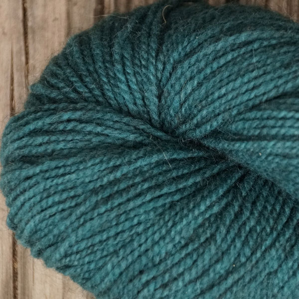 Joseph's Teal Kettle-Dyed Yarn