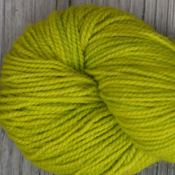 Key Lime Kettle-Dyed Yarn