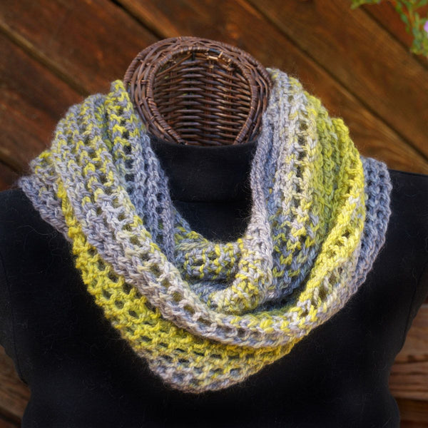 Infinity Scarf: Sycamore