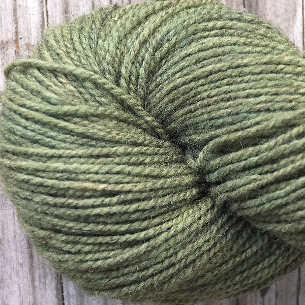 Silver Spruce Kettle-Dyed Yarn