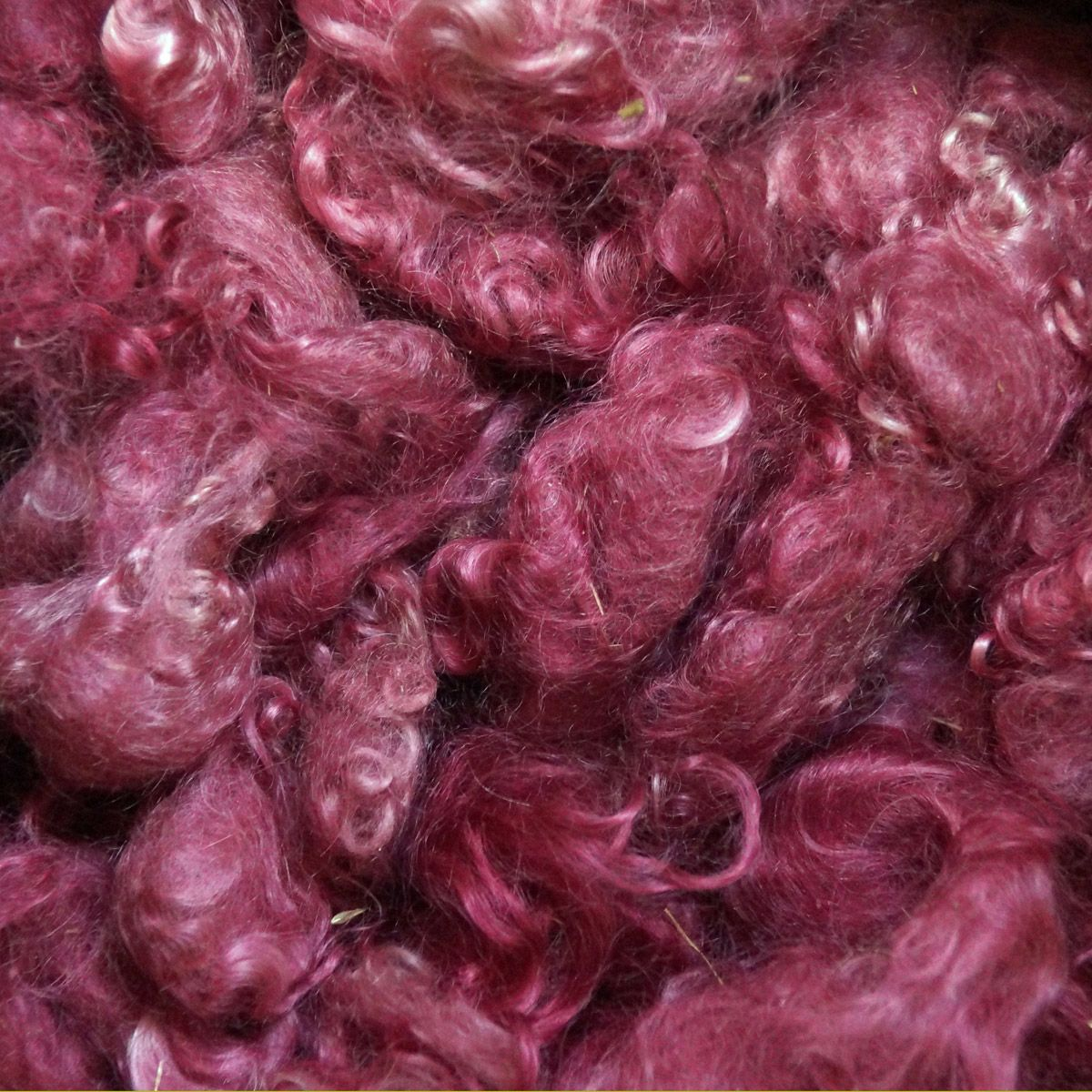 Pink Power Mohair Locks
