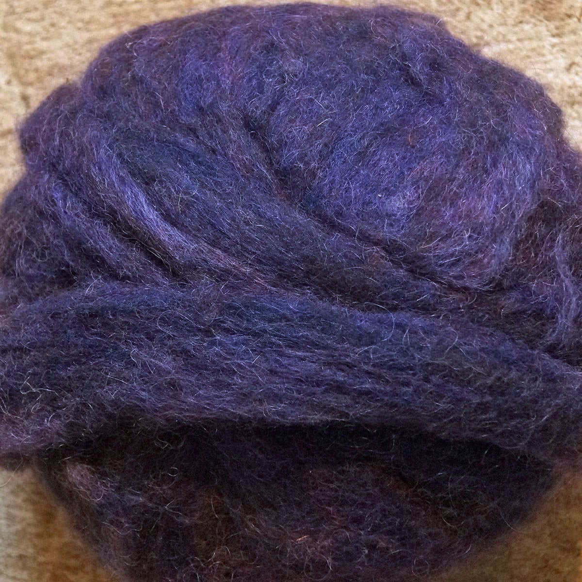 Jacob's Purple Roving