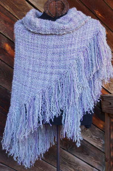 Sweet Dreams HandWoven Shawl