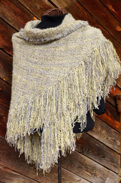 Sycamore HandWoven Shawl