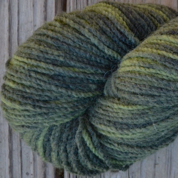 Spruce Pine Hand-Painted Yarn