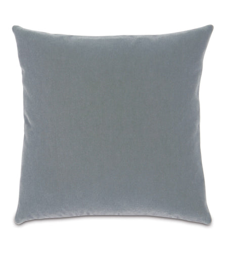 Skyway Mohair Throw Pillow Knife Edge