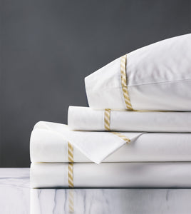 Newman Bisque Luxury Fine Linen Sheet Set