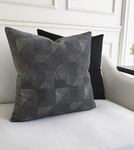 Andreas Slate Decorative Pillow