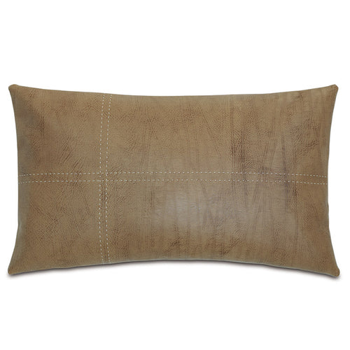 Chalet Alpine Bark Modern Solid Accent Pillow 13