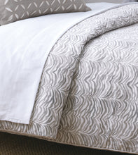 Amara Taupe Lodge Mountain Abstract Cotton Duvet Cover
