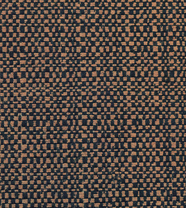 "Mocha Log Cabin Solid Euro Sham Self Flange 27""x27"""
