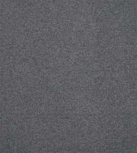"Landon Gravel Solid Cotton  Standard Sham in Grey 20""×27"""