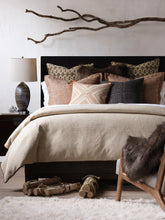 Palm Canyon Beige Textured Comforter