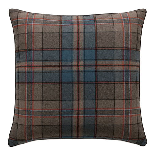 Rudy Blue Wool Mountain Lodge Euro Sham Pillow 27