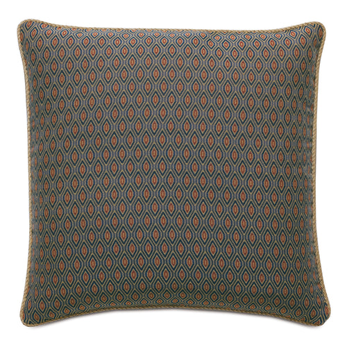 Rudy Rust Ogee Mountain Lodge Throw Pillow 24