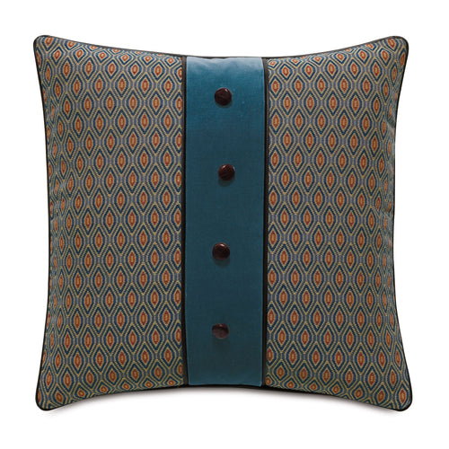 Rudy Rust Ogee Mountain Lodge Throw Pillow 20